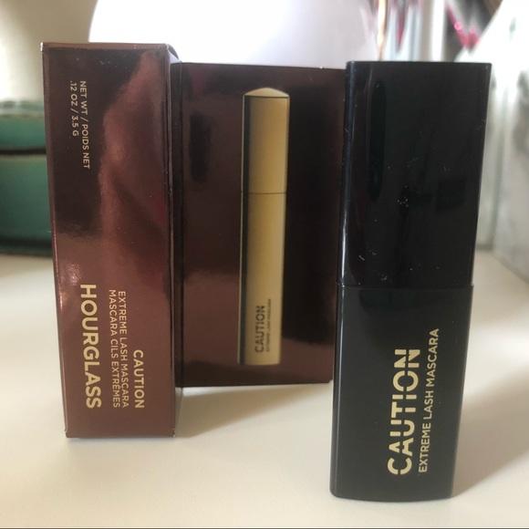 dae859b2a40 Hourglass Makeup   Caution Extreme Lash Mascara Mini 012oz   Poshmark